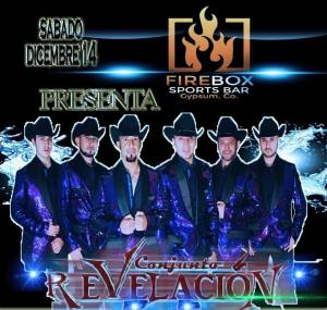 latin night firebox