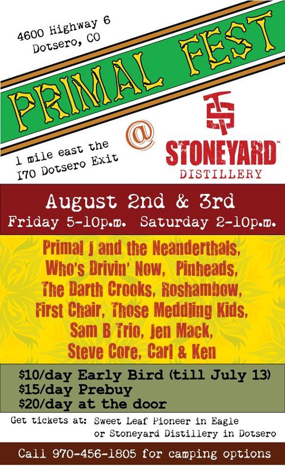 primal fest stoneyard distillery