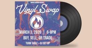spring vinyl swap