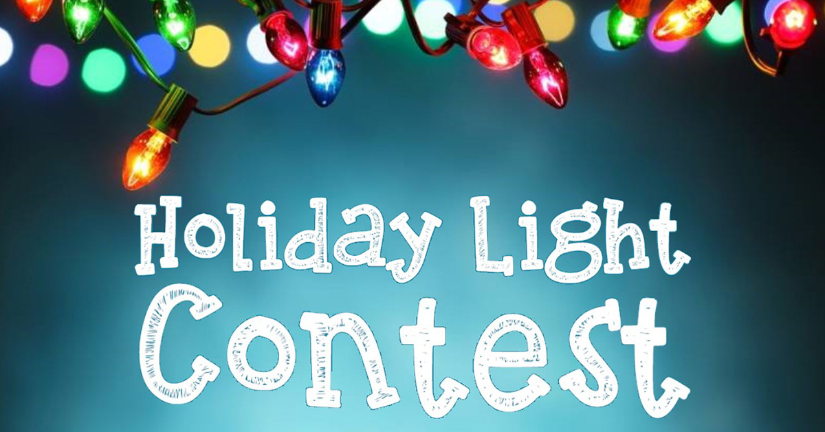 holiday lighting contest town of gypsum