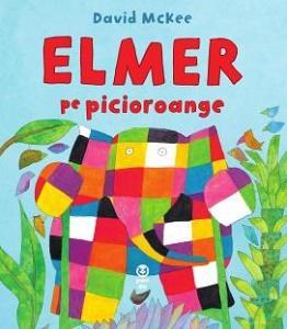 Din ciclul Povesti pentru copii-Elefantul Elmer