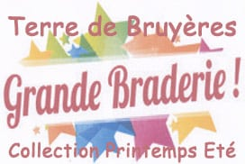 Braderie collection chaussures Printemps Eté 2017 Terre de Bruyères Douarnenez
