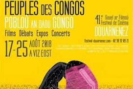 Festival de Cinema Douarnenez 2018 – Les Peuples des Congos