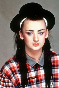 Boy George (circa early 1980s) This is a PR photo.  Supplied by WENN.com