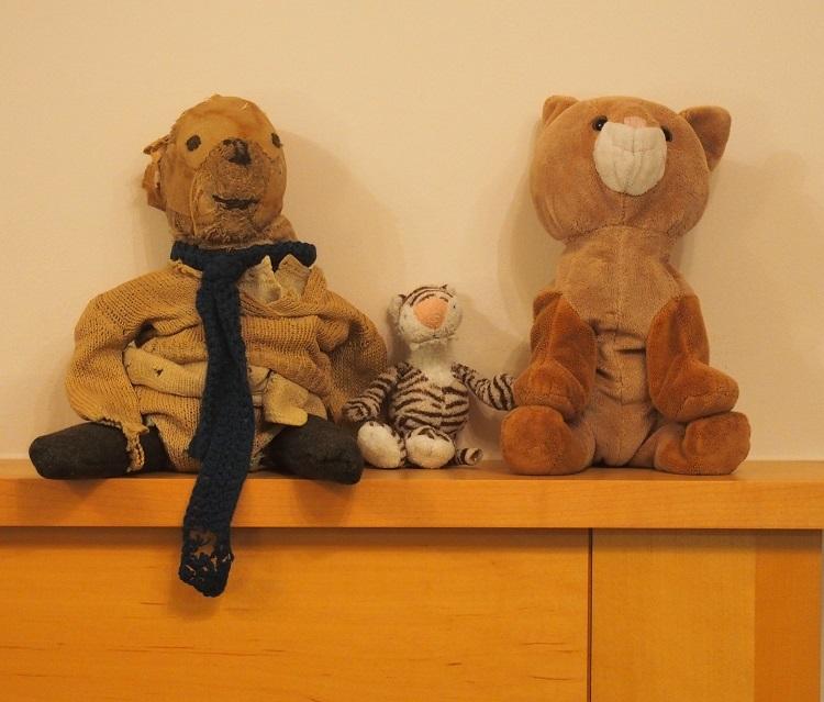 Robert, Vaska, Clifford. Și umbrele lor.