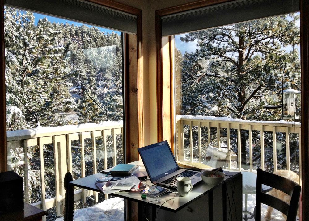 Office in Denver Colorado Double-Barrelled Travel