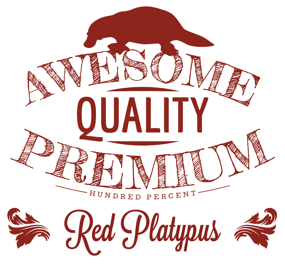 Red Platypus banner