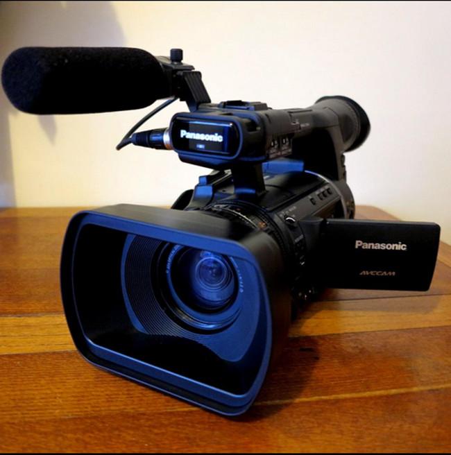 camera image in media pack