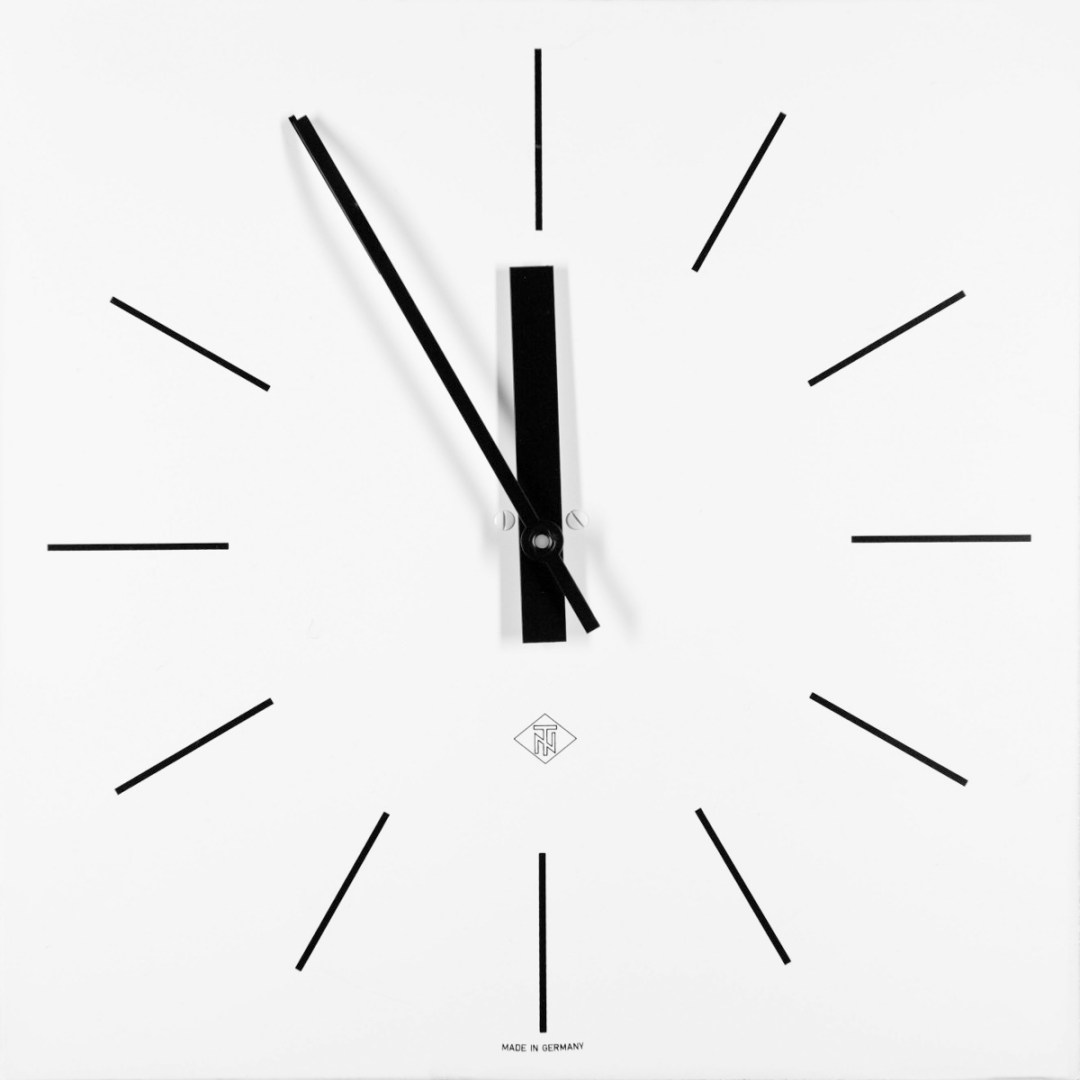 Clock Double-Barrelled Travel