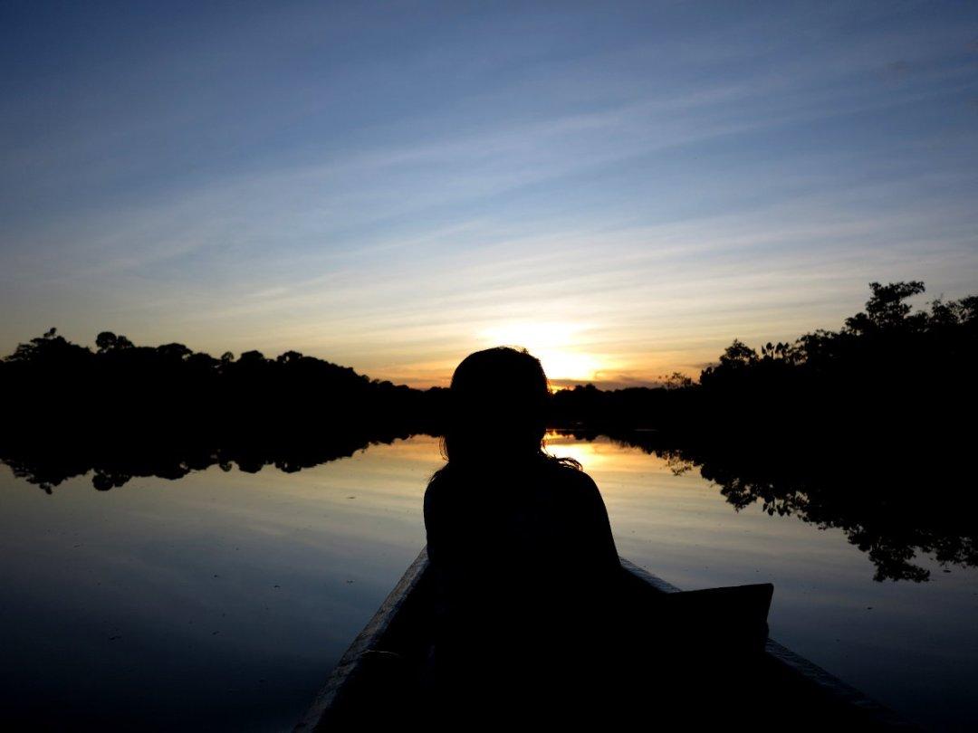 Amazon River Double-Barrelled Travel