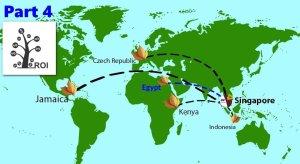 world map-tobacco sign
