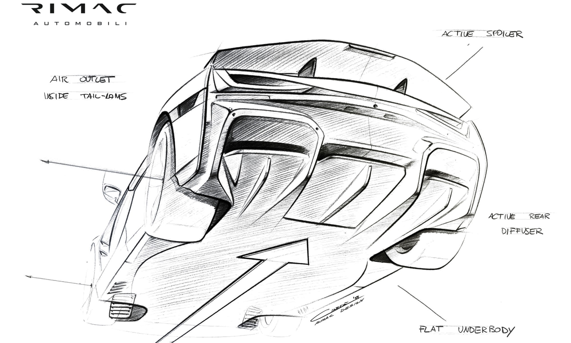 Rimac C Two Hypercar Details Revealed By Company Ceo Mate
