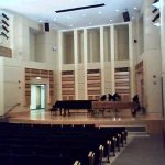 Another View of the NEIU recital hall