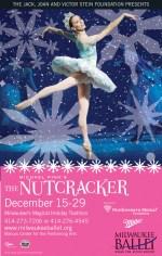 Milwaukee Ballet Nutcracker tickets on sale now