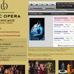 Lyric Opera of Chicago does new media right