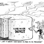 The art of the deficit