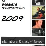 2009 ISB double bass competition enrollment now open