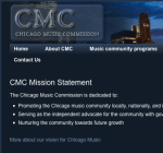 Chicago Music Commission hosts blogging and podcasting discussion