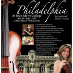 Joseph Conyers to teach at Philadelphia International Music Festival