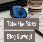 Take our reader survey!