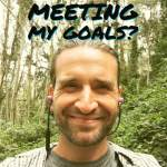 How well am I meeting my new goals?