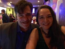 Jeff and Tonie Knight - BESITOS to the poetry power couple!