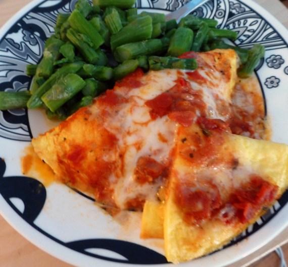 Diet to Go Omelet Pomodoro