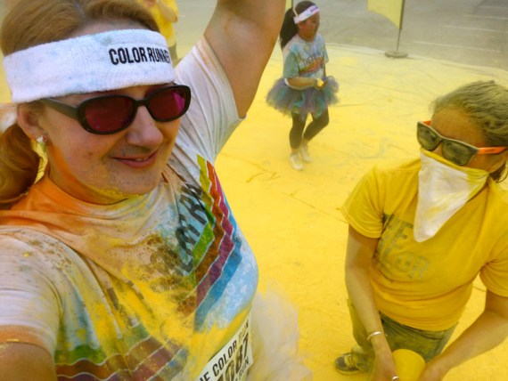 color run la