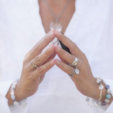 Being in Balance, Self-Care Wellbeing Practice with Crystals