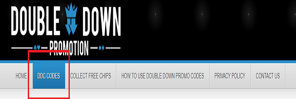 Collect Your Double Down Codes Here! | DoubleDownPromotion