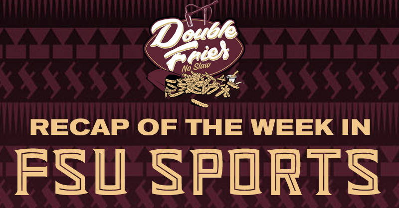 FSU Athletics Recap of the Week: We Did It Once, Let's Do It Again!