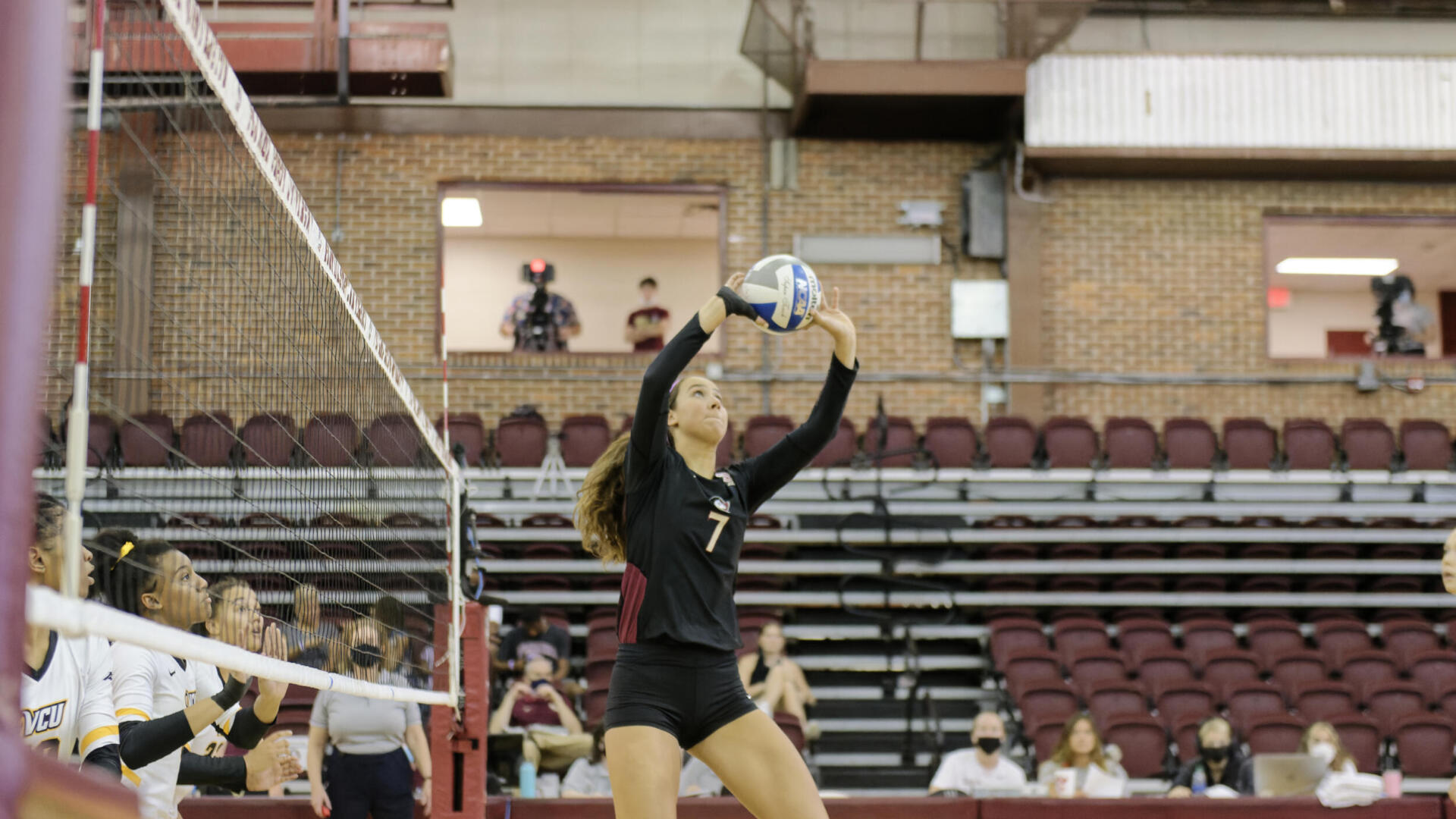 FSU Volleyball Drops A Tough One Against UCF