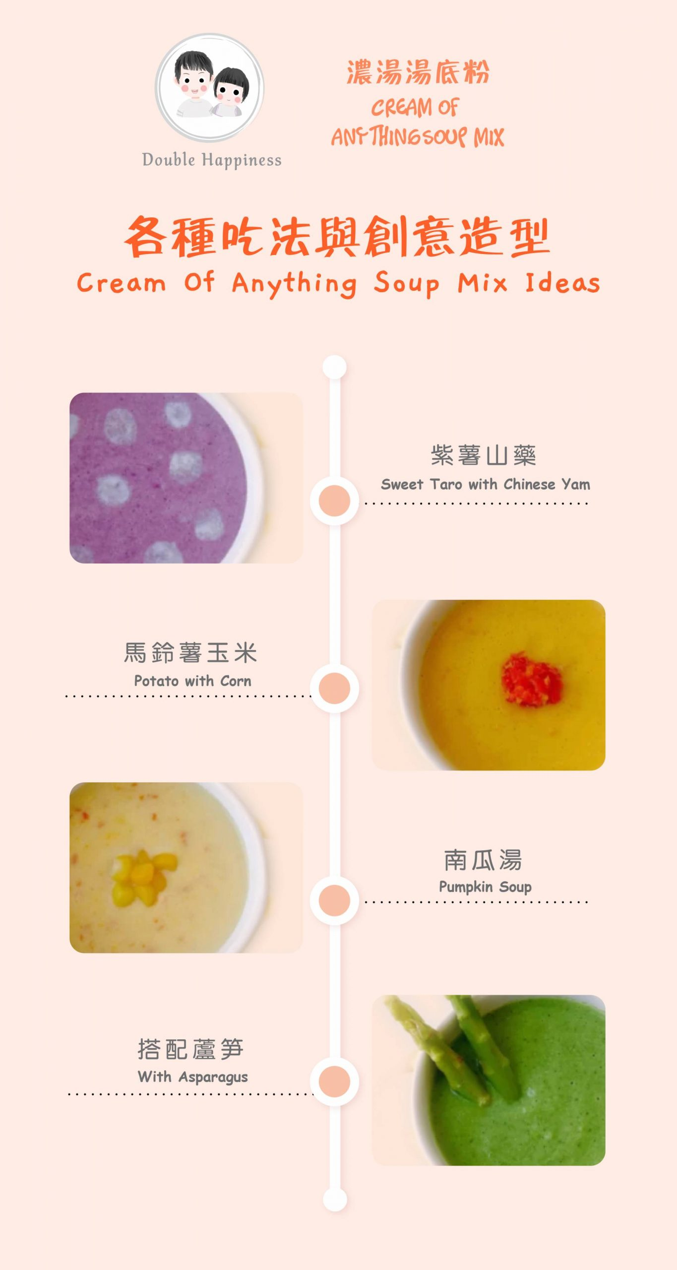 Cream of anything soup cooking tips