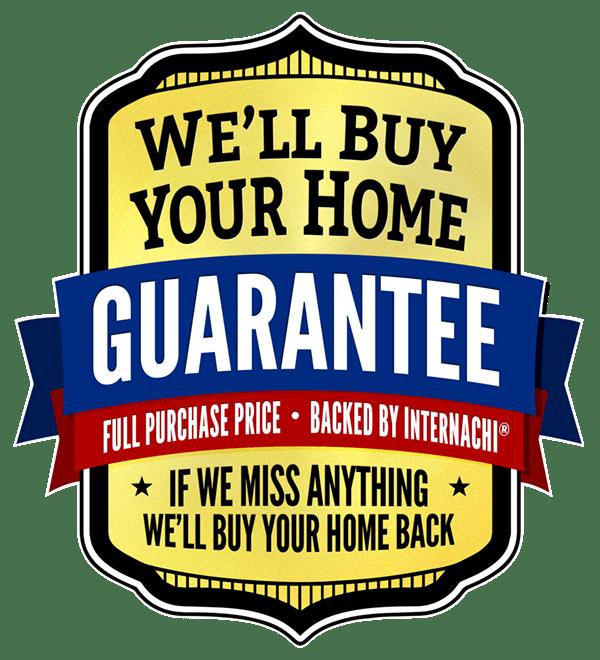 The InterNACHI Buy-Back Guarantee
