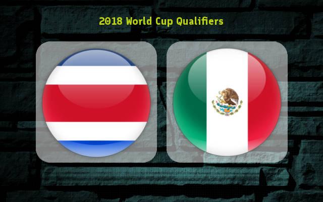 Casta Rica vs Mexico