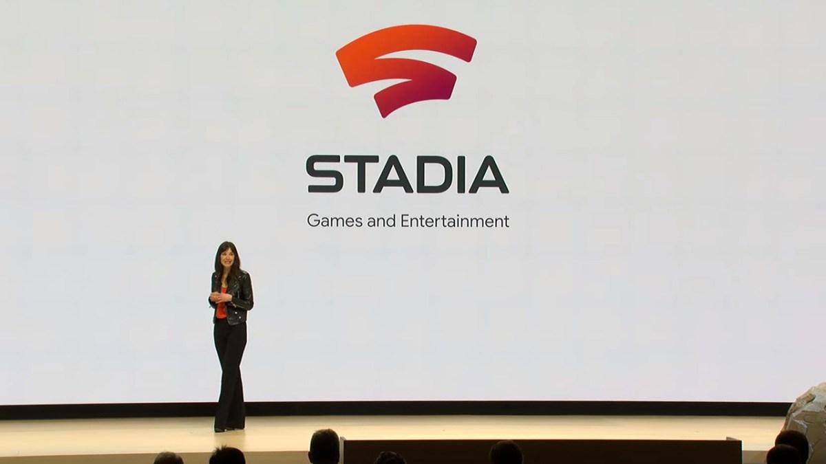 Jade Raymond is heading Stadia's first-party development.
