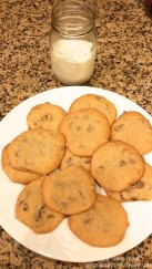 Nestle Chocolate Chip Cookies - Double Knotted Apron
