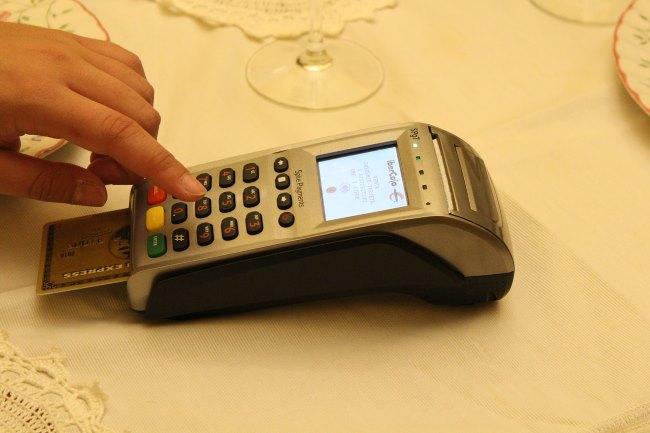 pagamenti a mezzo POS