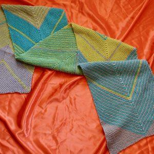 Chevron-Striped Wrap Pastel 01