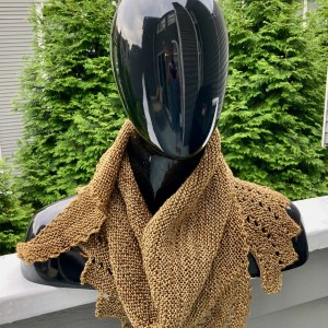 Fashionable Shawlette FS0040 03