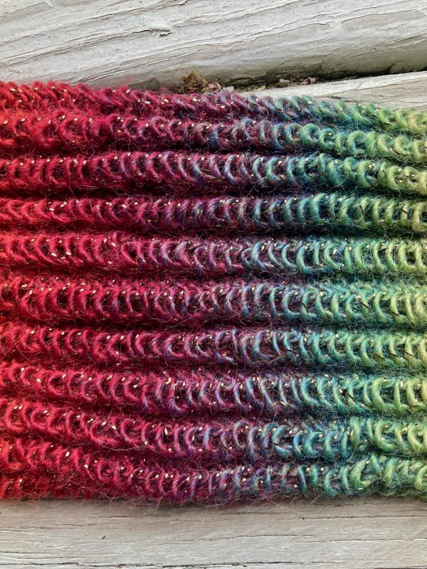 Infinity Scarf Muted Rainbow IS0010 04