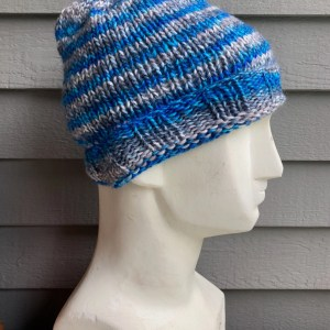 Colorful Hat Blue Gray 10