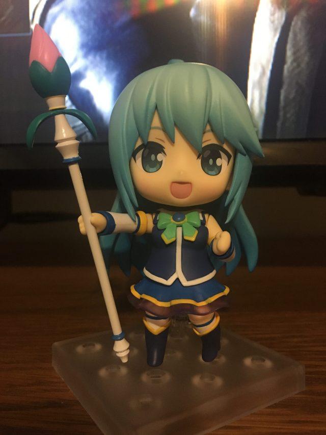 Aqua Nendoroid Assembled (staff)