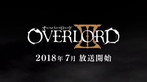 Overlord III (season 3) anime release date