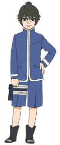 Denki Kaminarimon from the anime Boruto: Naruto Next Generations