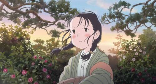 Suzu Urano from the anime movie In This Corner of the World