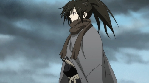 Hyakkimaru from the anime Dororo