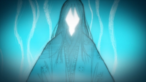 The Ghoul Maimai-Onba from the anime series Dororo