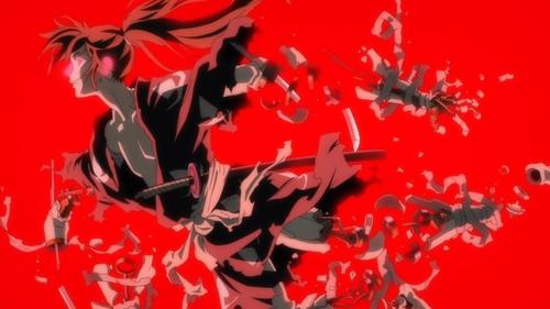 Hyakkimaru from the anime series Dororo