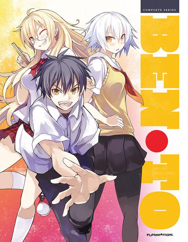 Ben-To anime series cover art